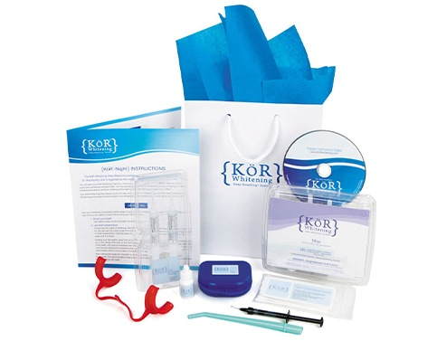 KoR teeth whitening kit